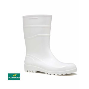 Bota Branca PVC