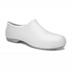 Sapato Poliuretano Branco